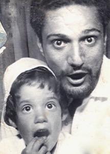 Papa et moi 1963