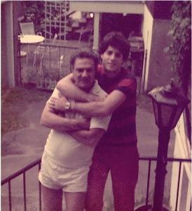 Papa et moi 1985